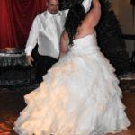 "Jenn & Chris Nov 2010<br>They danced the rumba to ""Beauty & the Beast."