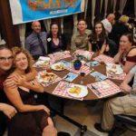 Sponsor Dinner<br>October 2013 (L to R): Trillium, Kimberli Hudson, Justin Golnik, Debbie Weist, Phillip & Shelby Nicklas, Jesseca Waggoner, Matt